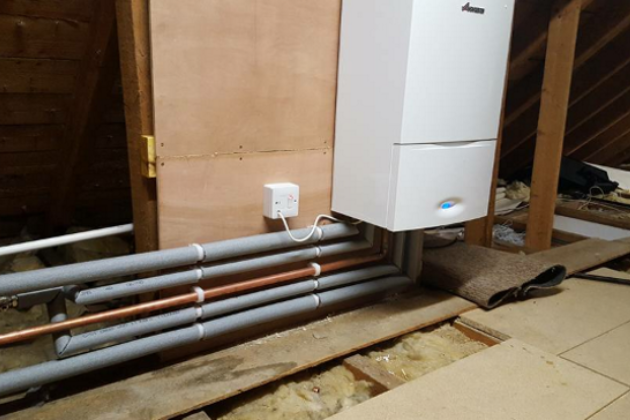 Boiler Installation | RMG Plumbing & Gas Services | Nottingham